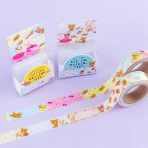 Rilakkuma & Friends Cutting Masking Tape