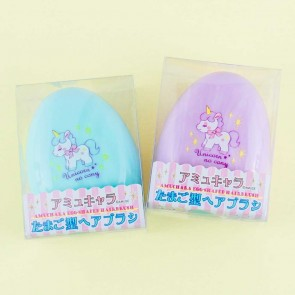 Unicorn No Cony Egg Shaped Hair Brush