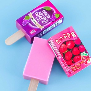 Fortune Popsicle Scented Eraser