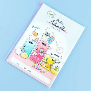 Puffy Adorable Hamsters Schedule Book