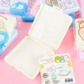 Sumikko Gurashi Face Mask Storage Folder - Square