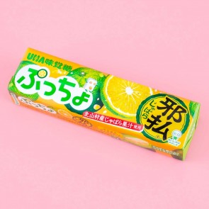 Puccho Chewy Candy - Jabara