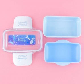 Concert Memory Double Layer Bento Box