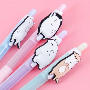 Adorable Animals Pastel Mechanical Pencil