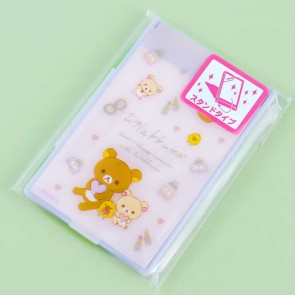 Rilakkuma Cosmetics Portable Folding Vanity Mirror
