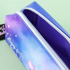 Lollipop Party Planet Pencil Case