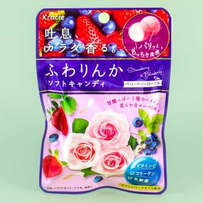 Kracie Fuwarinka Candy - Rose & Berry