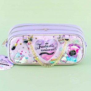 Fantastic Unicorn Multi-Function Pencil Case