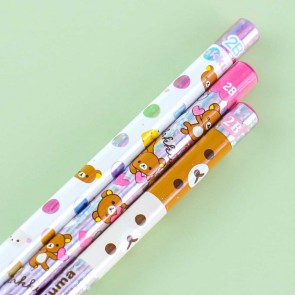 Rilakkuma & Friends Shiny 2B Pencil