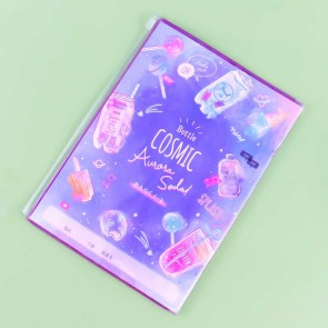 Cosmic Aurora Soda B5 Schedule Book