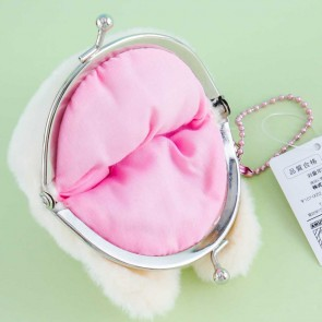 Mameshiba Sankyodai Mini Coin Purse & Plushie