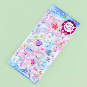 Magical Milky Way Puffy Stickers
