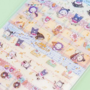 Sentimental Circus Orchestra Stickers