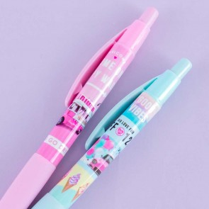 Summer Ice Cream Mechanical Pencil