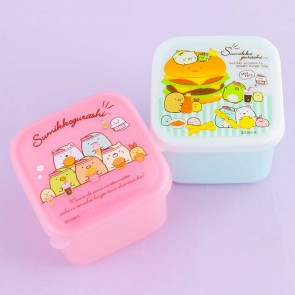 Sumikko Gurashi Fast Food Lunch Box Set