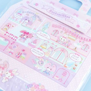 Bonbonribbon & Milky Mimi Princess Dress-Up Puffy Stickers