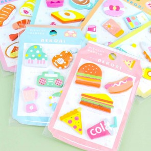 Nekoni Die-Cut Mini Sticky Notes Set