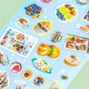 Nekoni Stickers - Picnic Fun