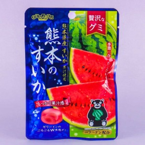Kumamon Luxury Gummies - Watermelon