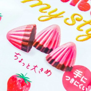 Meiji My Style Apollo - Strawberry Chocolate