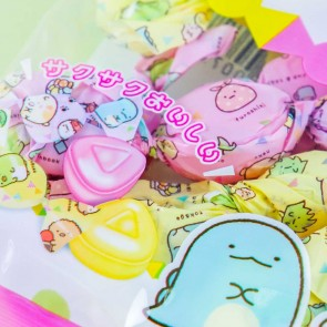 Sumikko Gurashi Lemon & Strawberry Milk Candies