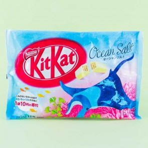 Kit Kat Ocean Salt Chocolates