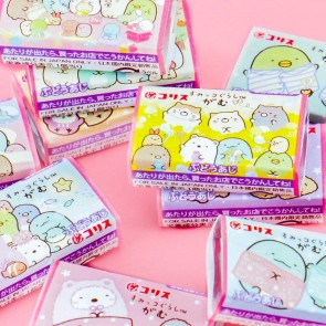 Coris Sumikko Gurashi Chewing Gum Set - 5 pcs
