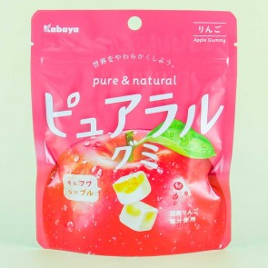 Kabaya Pureral Gummy - Apple