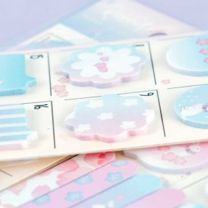 Sakura Bunny Sticky Notes Set