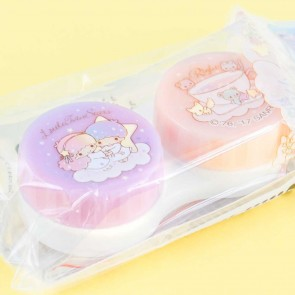 Little Twin Stars Contact Lens Case