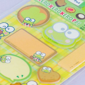 Kerokero Keroppi Sticky Notes Set