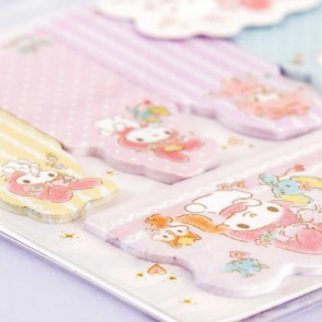 My Melody Watercolor Sticky Notes Set