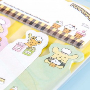Baking With Pompompurin Sticky Notes Set