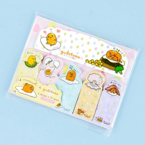 Gudetama Everyday Sticky Notes Set
