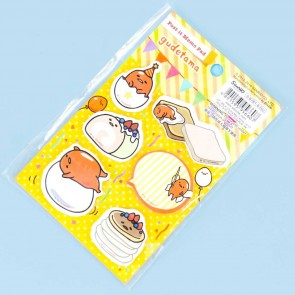 Gudetama Sticky Notes Set