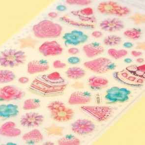 Blooming Pastries Stickers