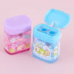 Sumikko Gurashi Dual Slot Box Sharpener