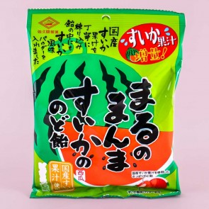 Marunomanma Throat Candies - Watermelon