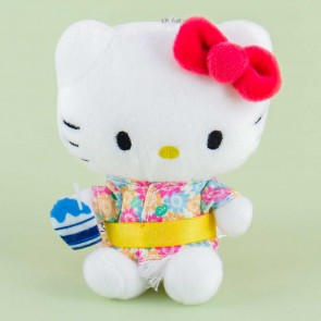 Hello Kitty Matsuri Plushie - Medium