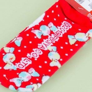 Milky We Love Peko-Chan Cotton Socks