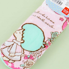 Little Twin Stars Sleepy Time Cotton Socks