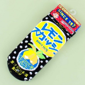 Fujiya Lemon Squash Cotton Socks