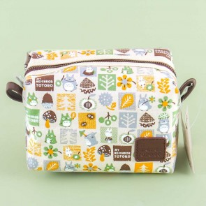 My Neighbor Totoro Nature Lover Cosmetic Bag