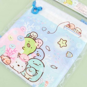 Sumikko Gurashi Under The Sea Drawstring Bag