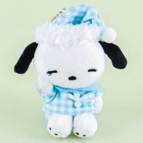Pochacco Nighttime Plushie Charm - Medium