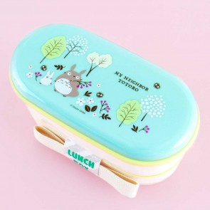My Neighbor Totoro Double Layer Bento Box Set