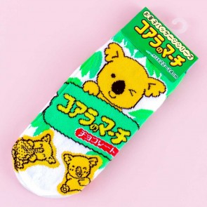 Koala's March Cotton Socks