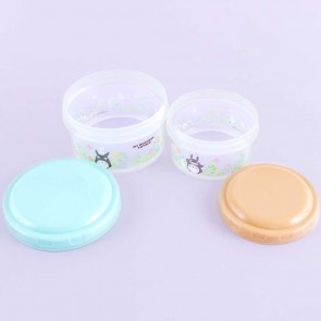 My Neighbor Totoro Garden Round Container Set - 2 pcs