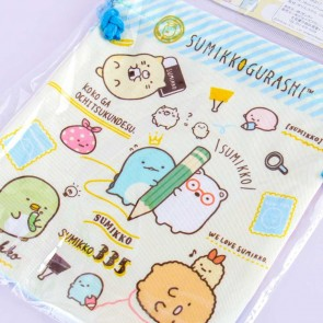 Sumikko Gurashi Study Time Drawstring Bag