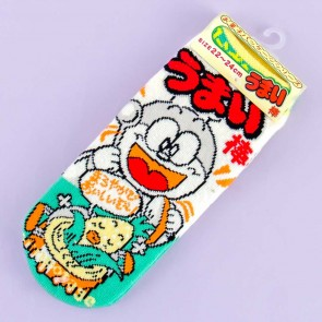 Umaibo Corn Potage Cotton Socks